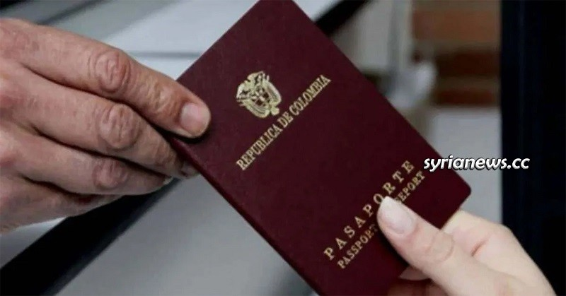 Colombian Passports with Al Qaeda terrorists