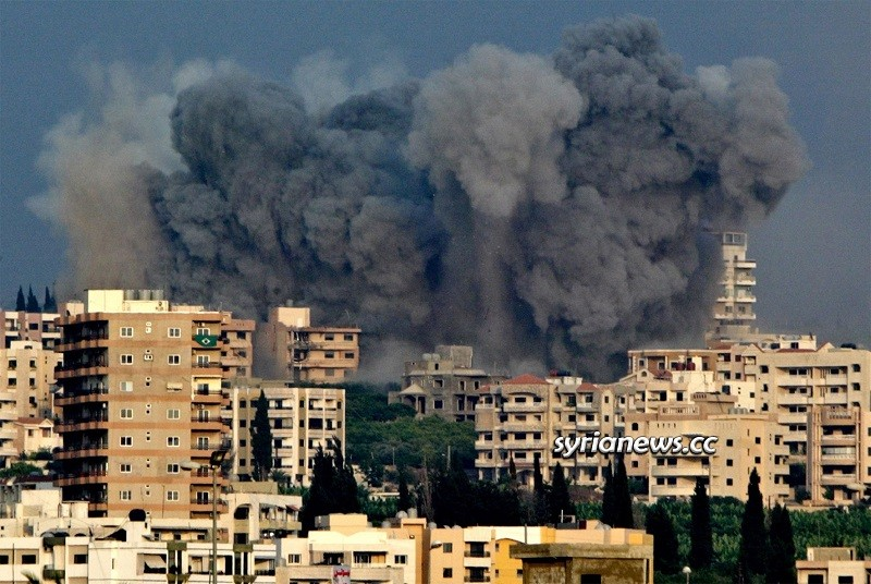 Israel aggression against Lebanon 2006