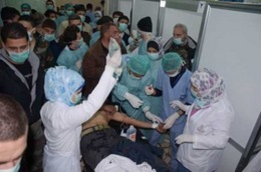 Armed Groups Carried out Aleppo Chemical Attack