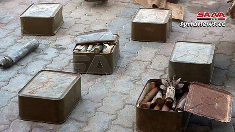 US-sponsored ISIS munition left behind in Deir Ezzor