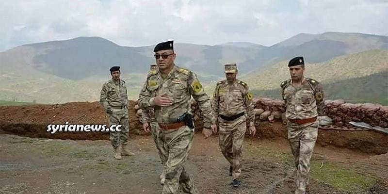Iraqi Border control Brigadier Zubair killed by Turkey Erdogan Drone