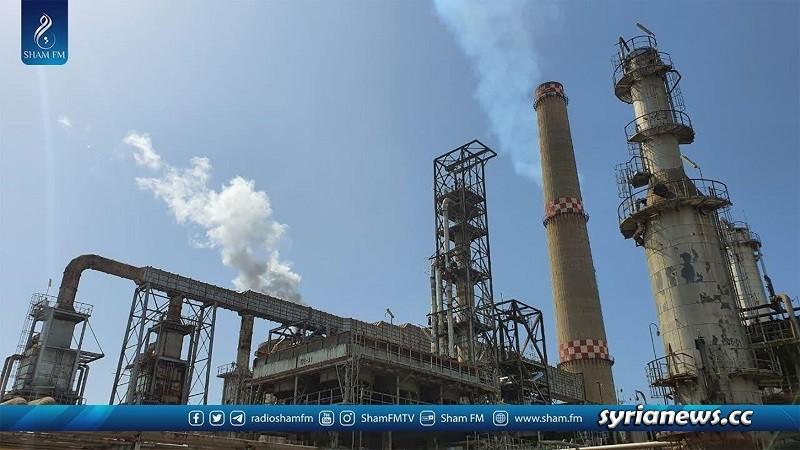 Baniyas Refinery - Syria