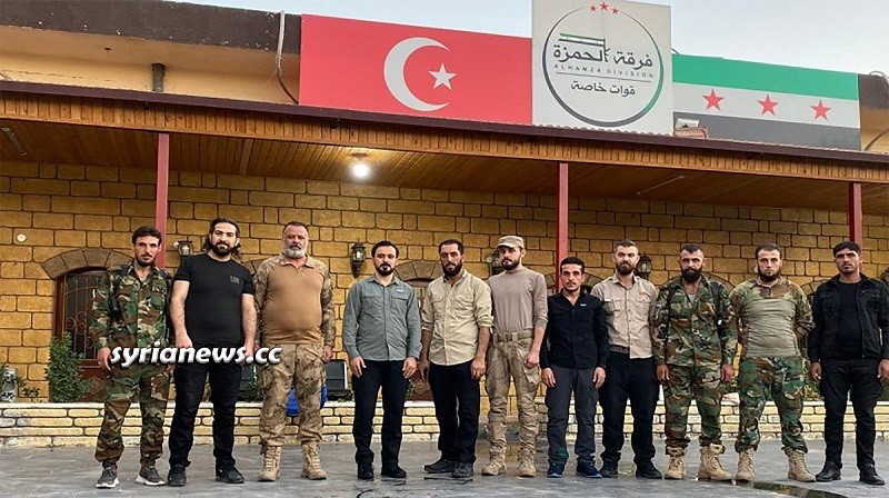 Al Hamzat terrorist group - Erdogan's loyal mercenary for hire