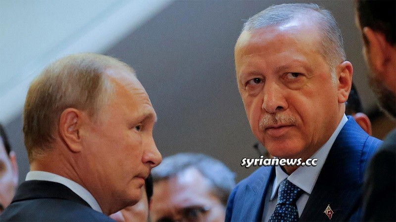 Putin and Erdogan: Syria, Libya, Azerbaijan, Chechnya, Dagestan, Turkmenistan, Armenia, Ukraine, Crimea
