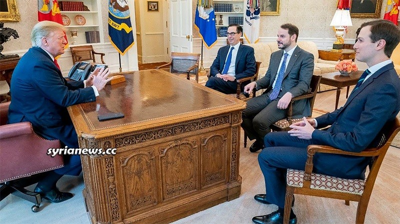 Berat Albayrak Erdogan son in law Trump Jared Kushner