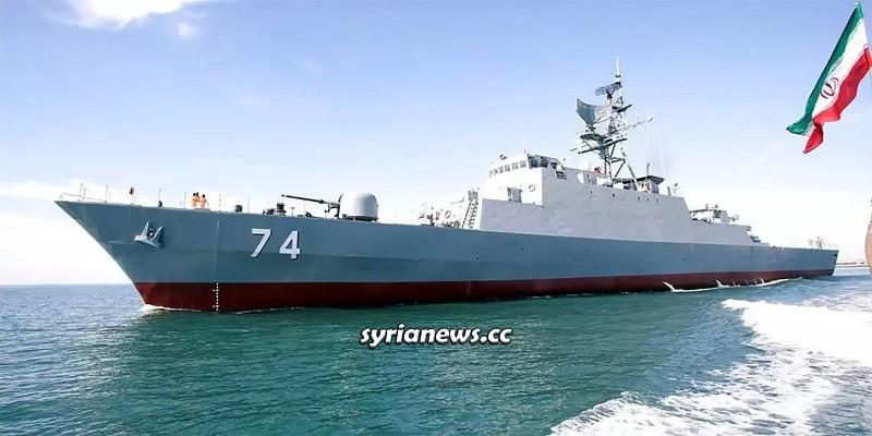 Iran navy drill in Gulf of Oman - IRGC