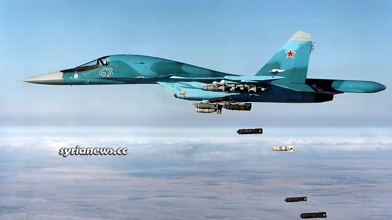 Russian RuAF Aerospace Force in Syria