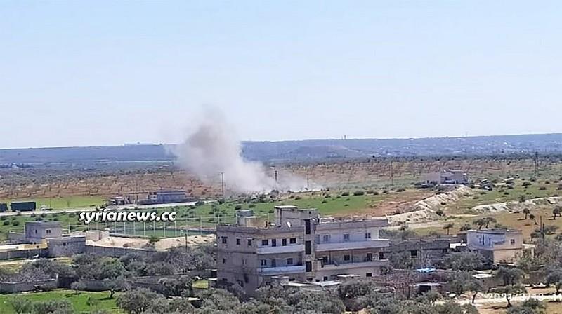 SAA and Russian forces bomb Al Qaeda gatherings in Idlib, Hama, Aleppo