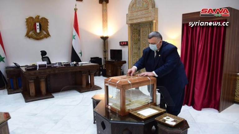 51 candidates for Syria Presidential elections - Parliament Speaker seals ballot