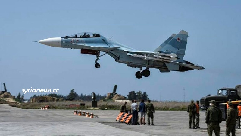 Russian aerospace forces in Syria