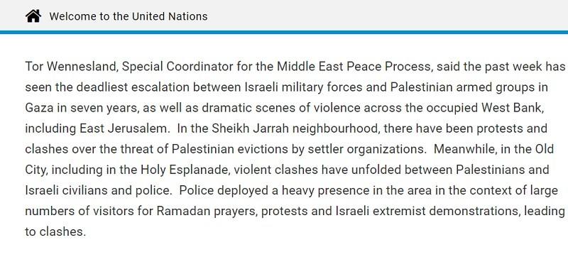 Deadliest escalation between Israeli military and Gaza armed militias.