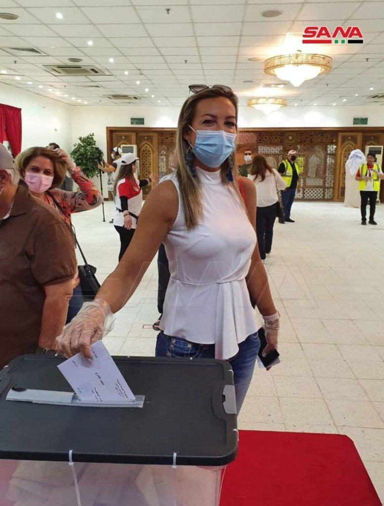 Kuwait - Syrian Presidential Election