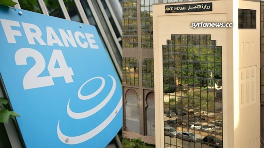 Algerian authorities expels French channel France 24
