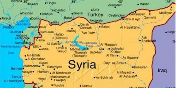 Allouk water plant is in Syria, not Erdoganstan.