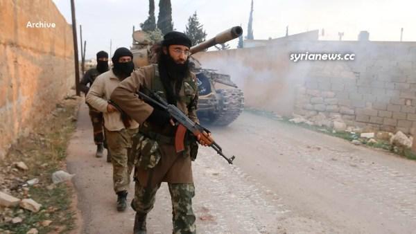 NATO terrorists in Syria HTS Nusra Front ISIS Al Qaeda FSA Turkey Erdogan Muslim Brotherhood