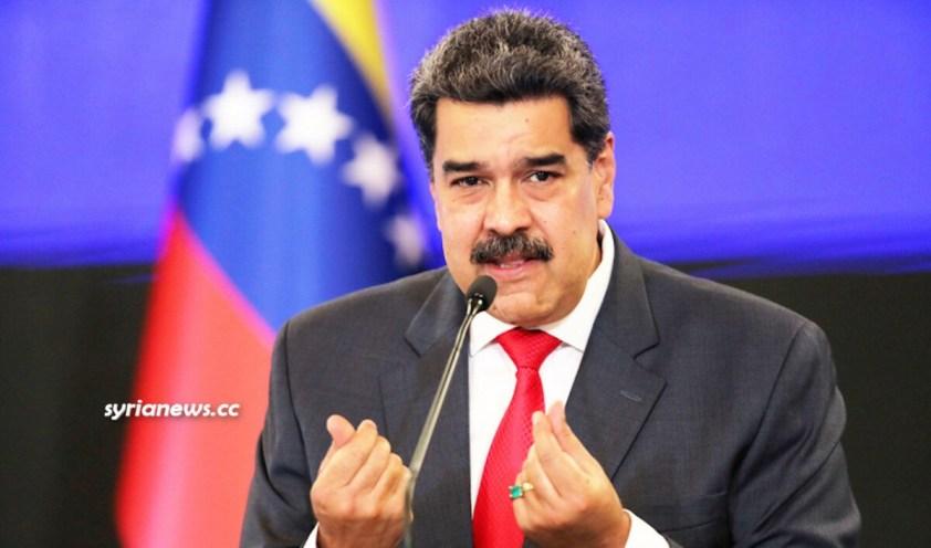 Nicolas Maduro President of Venezuela - Presidente de Venezuela