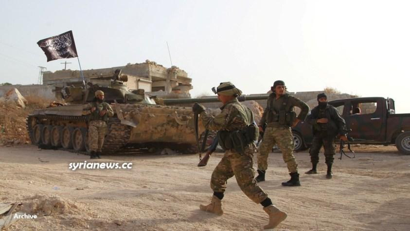 Syria - Nusra Front Jabhat Nusra Hayat Tahrir Sham HTS NATO Turkey Terrorists