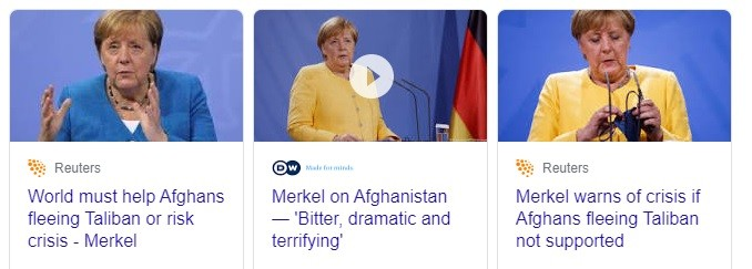 Merkel deported thousands of Afghans, now wants to protect them from Taliban