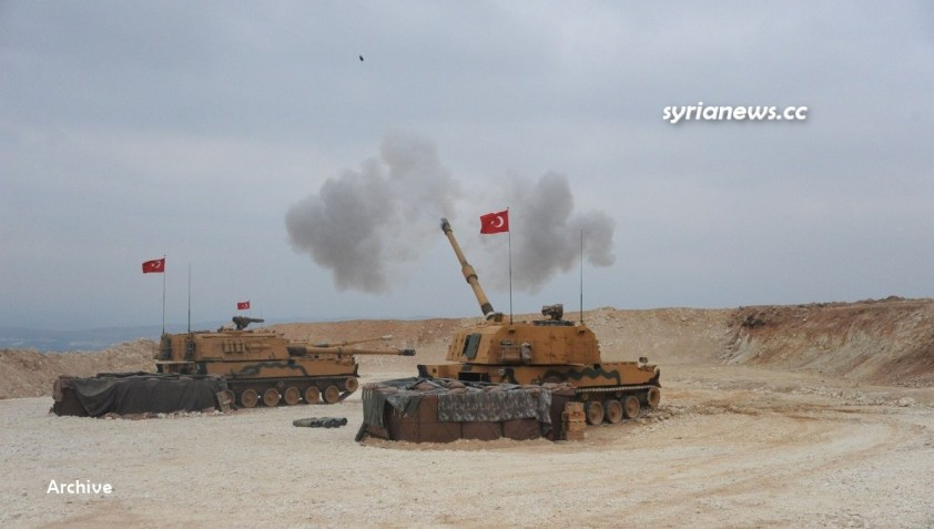 Turkish Army TSK northern Syria - NATO