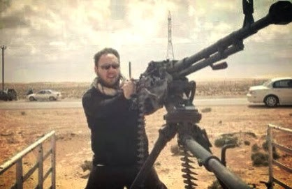 Taliban terrorists but armed Americans destroying Syria are ok.