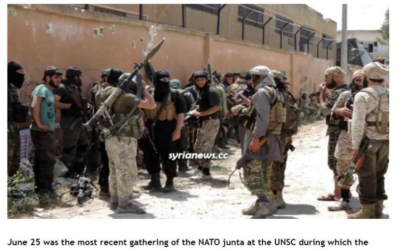 Good al Qaeda terrorists in Syria aren't Taliban.
