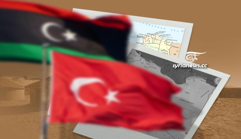 Libya, Turkey, Tunisia, Algeria, Egypt, Chad, Erdogan and NATO greed