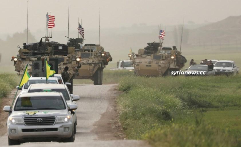 Syria: NATO Kurdish SDF and US Soldiers vs NATO Turkish and Al Qaeda ISIS terrorists