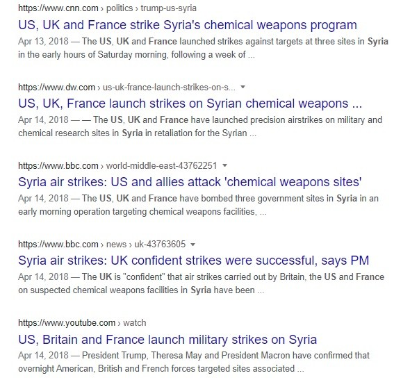 War criminal bombing without UNSC resolution.