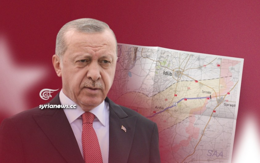 Erdogan and Idlib Attack is the best defense