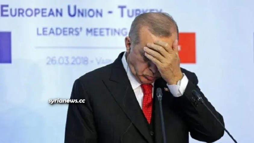 Erdogan the pimp of the Turkish Lira the whore