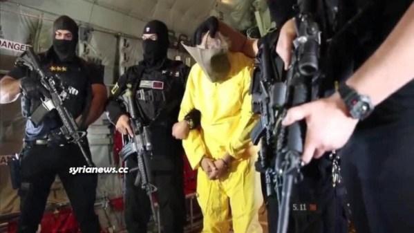 Iraq Intelligence arrest ISIS Deputy Leader Sami Jassim