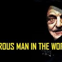 George Soros joke: Trump threatens the New World Order
