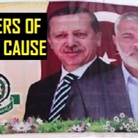 The shameful traitors of Hamas show once again to be a bullhorn on the payroll of Erdogan-Saudis