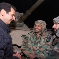 """President Bashar al-Assad: """"The government forces will retake the whole Country from terrorists"""""""
