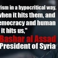 "President Bashar al-Assad: ""Liberating Raqqa From Daesh Not Difficult Militarily"""