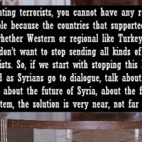 """President al-Assad: """"Western nations attack Syrian government openly and deal with it secretly"""" ~ [Full Text, Video ~ Interview to Australian SBS TV]"""