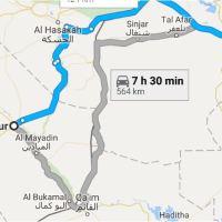 L'offensive de Daech contre Deir Ezzor: un plan des États-Unis