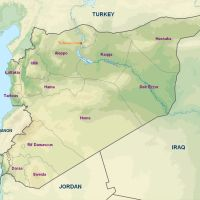 Turkey closes off Euphrates river flow to Syria, Tishrin hydropower plant stops