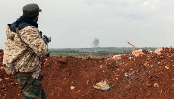Rebels Clash With Regime Forces in Hama - The Syrian Observer