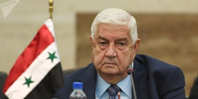 Walid al-Muallem Insulted in New York - The Syrian Observer