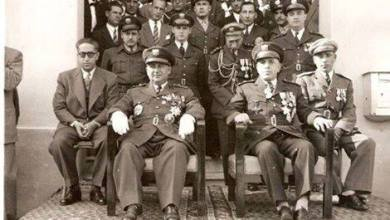 الجلاء و إنقلابات العسكر  1947 - 1958