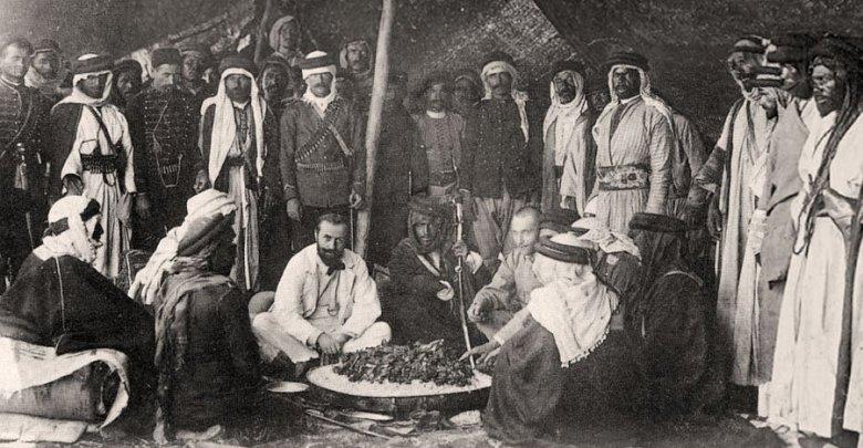 1914: البريطانيون يحصلون على رخصة لاستخراج النفط من وادي اليرموك