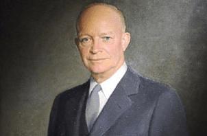رسالة أيزنهاور إلى الملك السعودي حول قيام الوحدة بين سورية ومصر