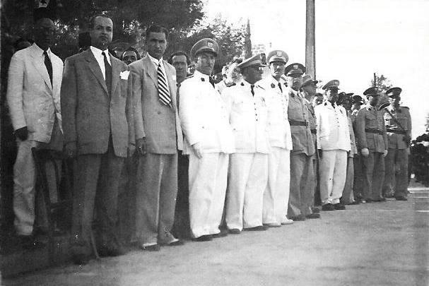 اللاذقية 1947: إحتفال عيد الفطر