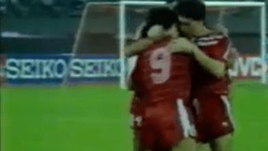 مباراة سورية وقطر في كأس الأمم الأسيوية 1984