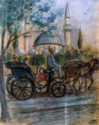 صورة أرشيف مجموعة تكون الفن التشكيلي الحديث في سورية
