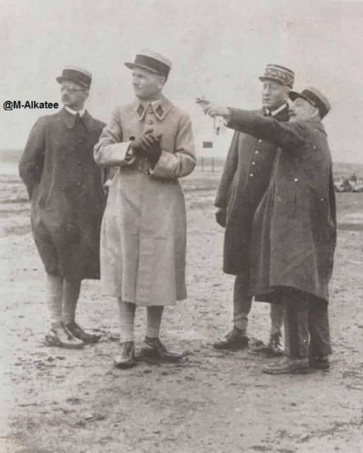 مهند الكاطع: الجنرال هور في القامشلي 1936م