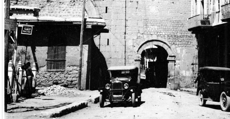 دمشق - باب الشرقي عام 1928