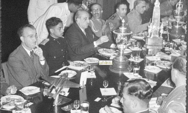 زيارة شكري القوتلي إلى الباكستان عام 1957 (21/2)