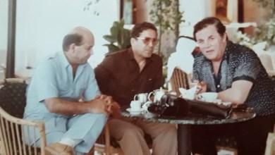 فهد بلان ،فؤاد حمزة،سلمان البدعيش في أبو ظبي 1984
